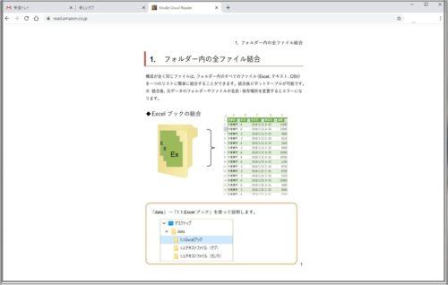 kindle_Windows 10で表示